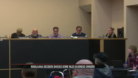 Niles businesses shocked and disappointed by surprise vote on marijuana ban