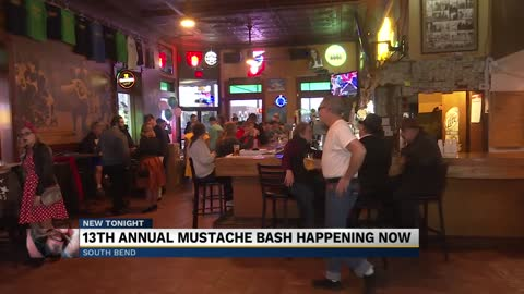 13th Annual Mustache Bash raises money for child burn victims