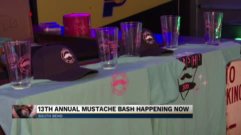 13th Annual Mustache Bash