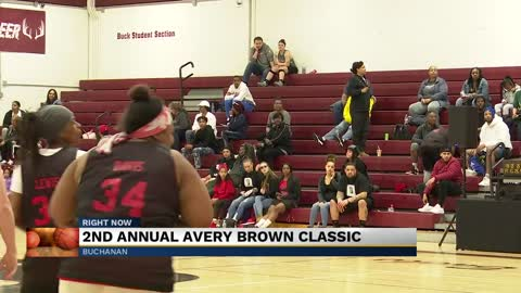 2nd annual Avery Brown Classic 4