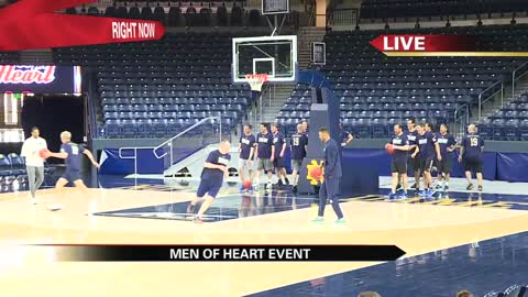 7th annual Tip Off for Heart held Wednesday at Notre Dame