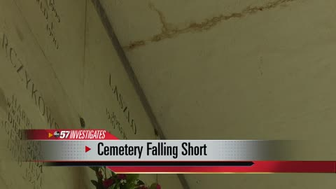 85-year-old woman says she was duped by cemetery