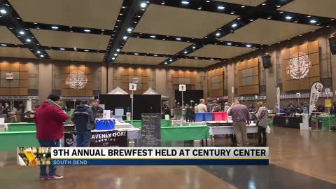 9th annual Brew Fest held in South Bend