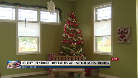 A Rosie Place hosts annual holiday open house