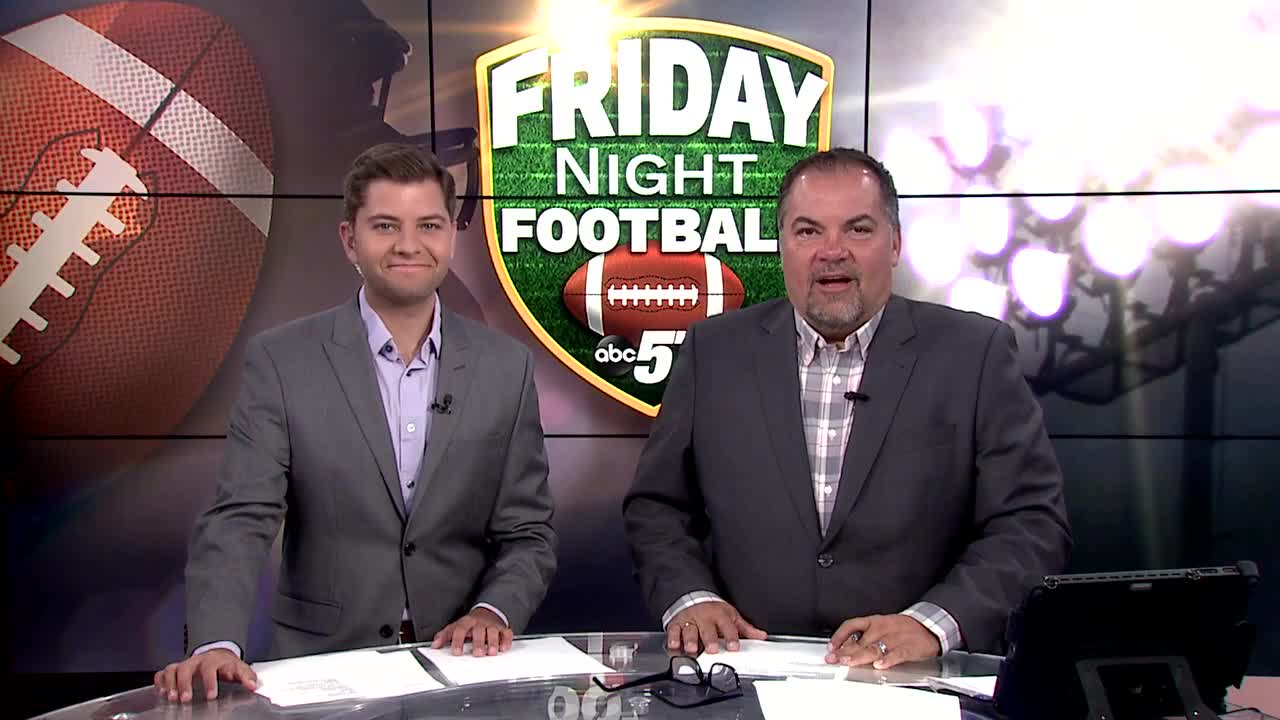 ABC57 Friday Night Football: August 30, 2019 (Part 3)
