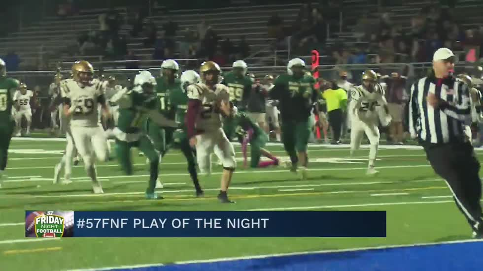 ABC57 Friday Night Football: October 2, 2020 - Part 2