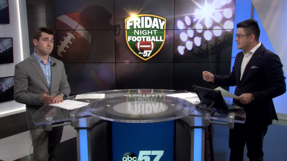 ABC57 Friday Night Football: September 25, 2020 - Part 3
