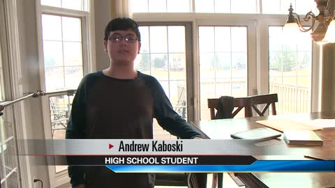 Mishawaka teen earns perfect score on ACT