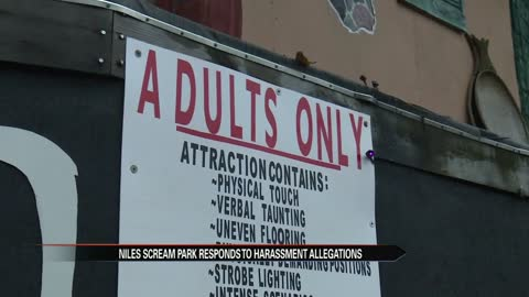 After sexual harassment allegations, Niles Scream Park responds
