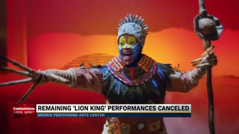 All 'The Lion King' performances at The Morris have been...