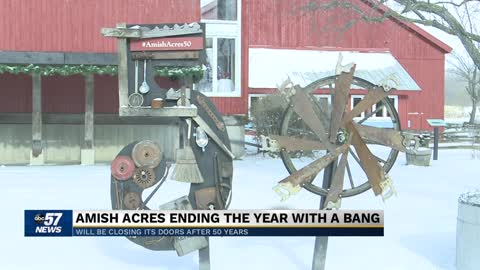 Amish Acres closes down after 50 years in business