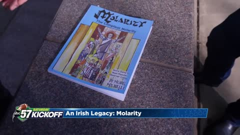 An Irish Legacy: Molarity