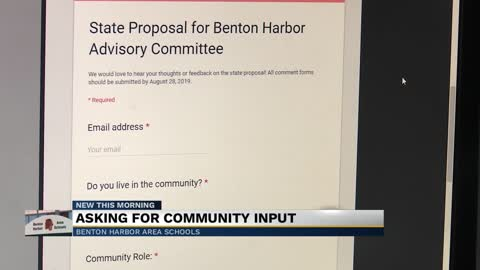 BHAS asking community members for feedback on latest proposal