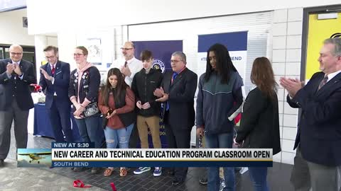 Aviation and Flight Operations Program opens for South Bend...