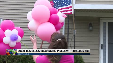 Small business specializes in positivity during pandemic