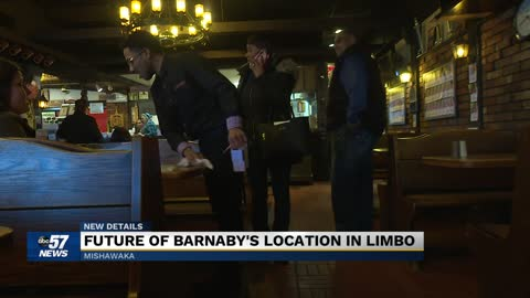 Barnaby's Mishawaka location moving