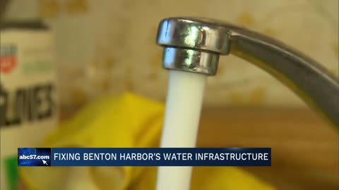 Benton Harbor City Commissioners approve upgrades to the city's water system infrastructure