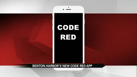 Benton Harbor residents encouraged to sign up for CodeRED alerts