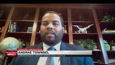 Benton Harbor Superintendent discusses COVID-19, future of the...
