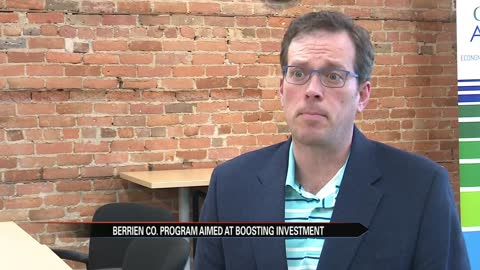Berrien County program aimed at boosting investment
