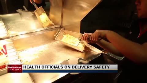 Health departments address restaurant precautions during coronavirus outbreak