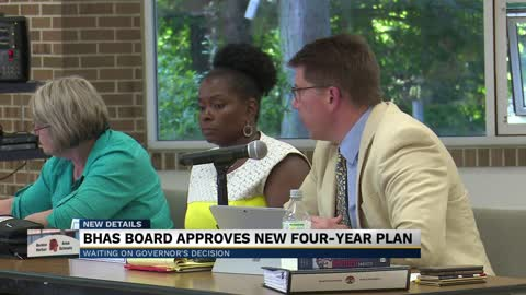 Benton Harbor school officials approve new four-year plan to send to Gov. Whitmer