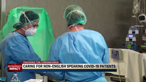 Hospitals nationwide seeing increased demand for interpreters;...