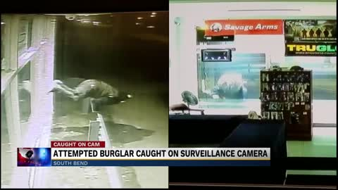 Caught on Camera: Man tries to break in to Femme Fatale
