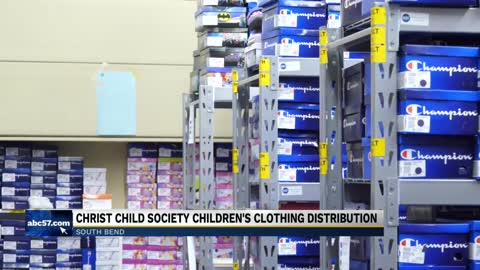 Local nonprofit provides outfits to children ahead of new school year