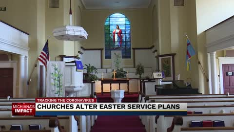 Churches aim to reach masses virtually for Easter