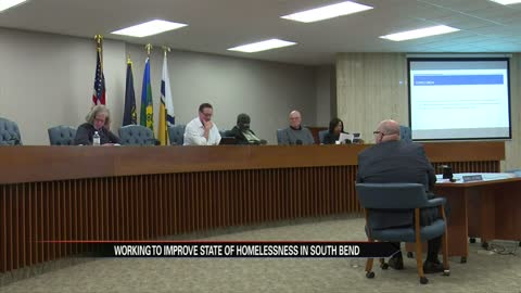 "City council talks ""Homeless Bill of Rights"""