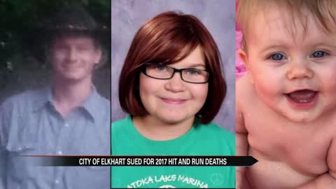 Family of Elkhart hit and run victims suing the city for damages