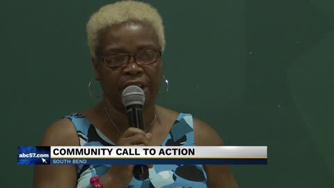 Community members issue call to action to end violence