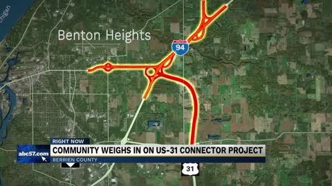 MDOT officials want to start construction on U.S. 31 I-94 connector in 2021