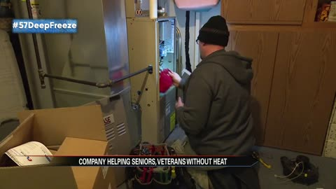 Lutes Heating & Air helping elderly veterans without heat