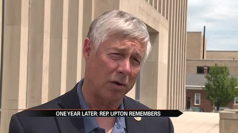 Congressman Fred Upton looks back on Berrien County Courthouse shooting