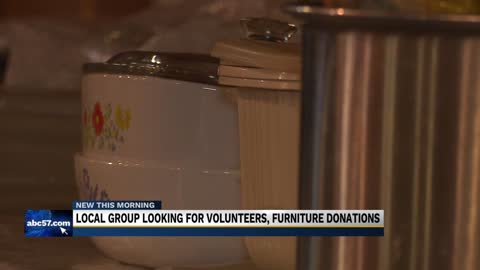 Michiana nonprofit helps families in crisis; Looking for community...