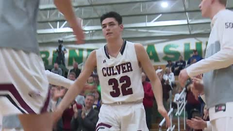 Culver Academy tops Marian late for sectional title; other sectional scores