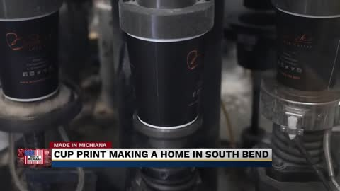 Made in Michiana: Cup Print making a home in South Bend