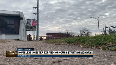 Day shelter for homeless opens on Monday in South Bend