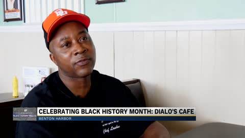Dialo's Café celebrates Black History Month by serving up...