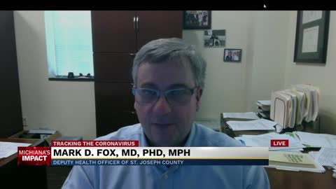 Dr. Mark Fox discusses COVID-19 precautions for Memorial Day weekend