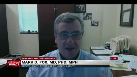 Dr. Mark Fox shares his opinions on a possible COVID-19 vaccine