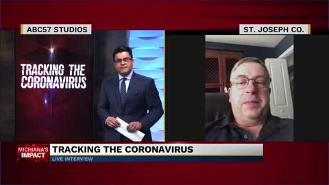 Dr. Mark Fox shares his thoughts on COVID-19 concerns during...