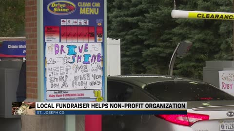 Drive and Shine raises money to support Five Star Life in Elkhart