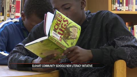 Elkhart Community Schools creates district-wide literacy program