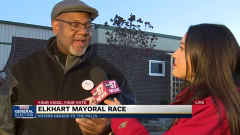 Elkhart mayoral candidate Rod Roberson weighs in on Election...