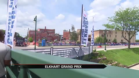 Elkhart Grand Prix weekend begins
