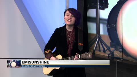 15-year-old singer and songwriter EmiSunshine to perform in Goshen