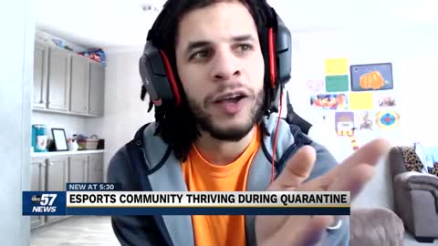 eSports community continues business as normal, despite COVID-19